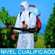 Manipulador de Plaguicidas de Uso Fitosanitario Cualificado